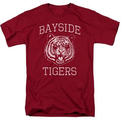 Saved By The Bell- Bayside Tigers Emblem