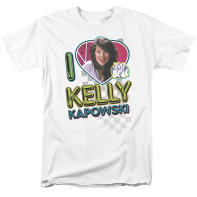 Saved By The Bell-I Love Kelly