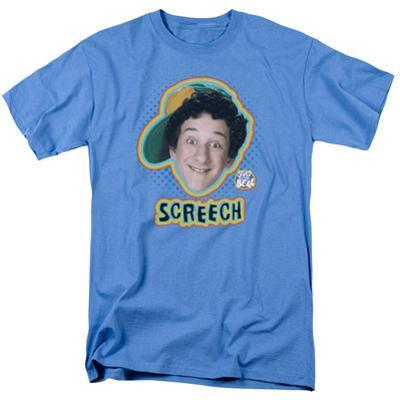 Saved By The Bell- Screech