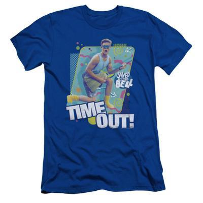 Saved By The Bell- Time Out Slim Fit