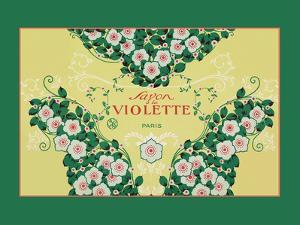Savon a la Violette
