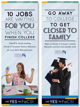 Say Yes To Family & Consumer Science Poster Set I