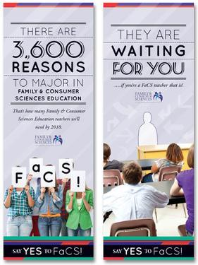 Say Yes To Family & Consumer Science Poster Set Ii