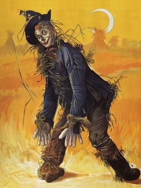 Scarecrow from the Wizard of Oz, 1903
