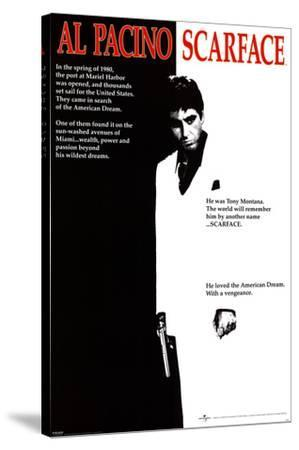 Scarface - Movie One-Sheet