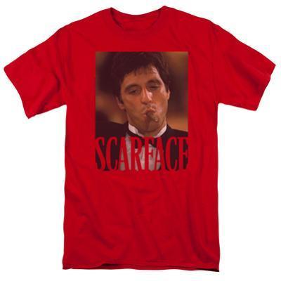 Scarface- Smoking A Stogie