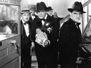 Scarface, Vince Barnett, Paul Muni, 1932