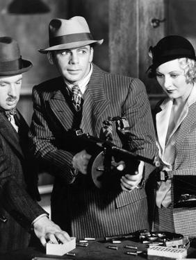 Scarface, Vince Barnett, Paul Muni, Karen Morley, 1932