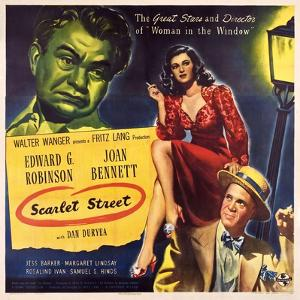 Scarlet Street, 1945