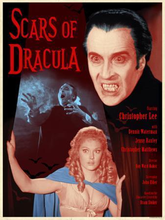 Scars of Dracula 1970 (Blue)