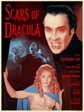 Scars of Dracula 1970 (Blue)