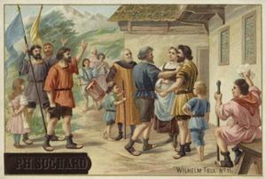 Scene from William Tell