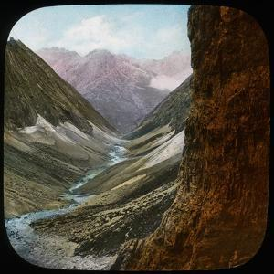 Scene in the Himalayas, India, Late 19th or Early 20th Century