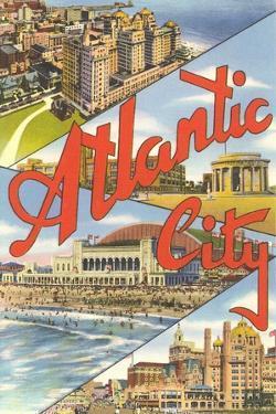 Scenes from Atlantic City