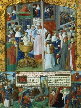 Scenes from the Life of Louis Ix, King of France, 13th Century