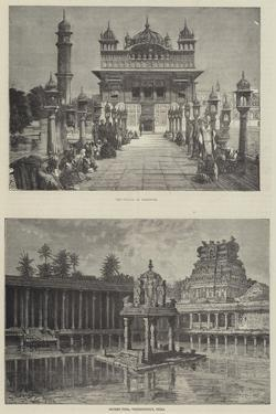 Scenes in India