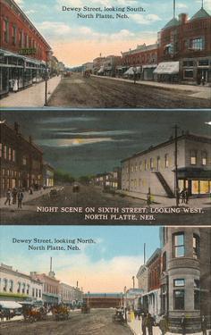 Scenes of North Platte, Nebraska