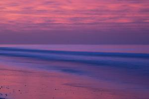 Scenic view of the Pacific Ocean, San Clemente, California, USA