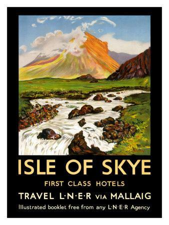 Isle of Skye, First Class Hotels