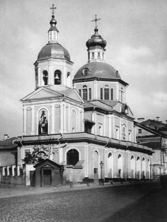 Church of St Euplius, Moscow, Russia, 1881