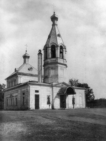 Church of St Maron, Moscow, Russia, 1882