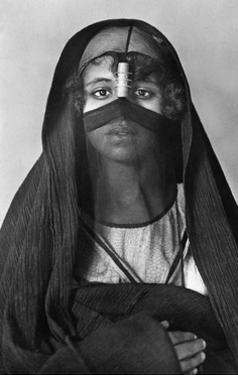 Ägypterin, 1930 by Scherl
