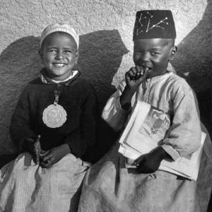 Ägyptische Jungen, 1934 by Scherl