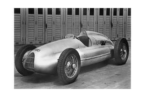 Auto Union Grand-Prix Rennwagen Typ D, 1938 by Scherl