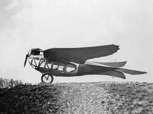 """""""Luft-Limousine"""" von Igo Etrich in Liebau/Schlesien, 1912 by Scherl"""