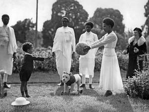 Prinz Sahle Selassie, 1935 by Scherl