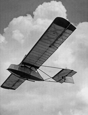 Segelflugzeug in Deutschland, 1930er Jahre by Scherl