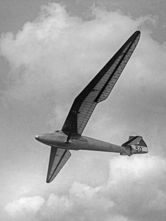 15th Rhoen Gliding Competition on the Wasserkuppe, 1934 by Scherl Süddeutsche Zeitung Photo