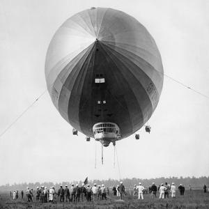 Airship 'Graf Zeppelin', 1929 by Scherl Süddeutsche Zeitung Photo