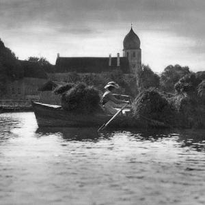 Fraueninsel in Chiemsee, 1906 by Scherl Süddeutsche Zeitung Photo