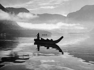 Hallstätter See, 1941 by Scherl Süddeutsche Zeitung Photo