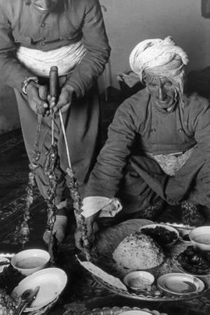 Kurds in Turkey, 1940 by Scherl Süddeutsche Zeitung Photo