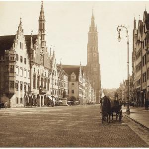 Landshut, 1908 by Scherl Süddeutsche Zeitung Photo