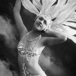 Marielle Kahna, Revue Dancer, 1927 by Scherl Süddeutsche Zeitung Photo