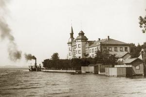 View of Lake Starnberg by Scherl Süddeutsche Zeitung Photo