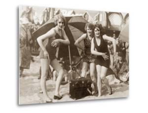 Women Dance the Charleston, 1928 by Scherl Süddeutsche Zeitung Photo