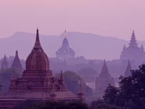 Bagan, Myanmar by Schlenker Jochen