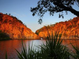 Edith Falls, Leilyn, Nitmiluk National Park, Northern Territory, Australia, Pacific by Schlenker Jochen