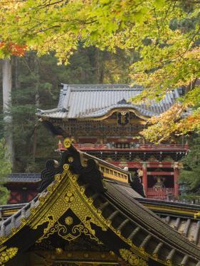 Taiyu-In Mausoleum, Nikko, Central Honshu, Japan by Schlenker Jochen