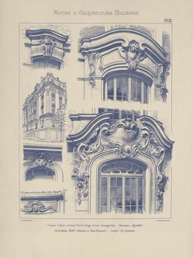 Vintage Motifs d'Architecture I by Schmidt