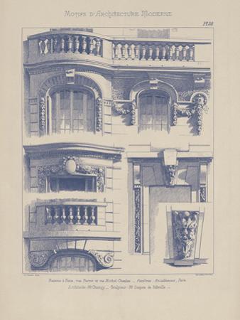 Vintage Motifs d'Architecture II by Schmidt