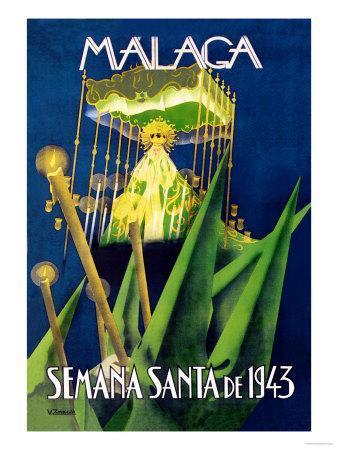 Malaga d'Semana Santa