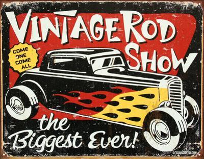 Schoenberg Rod Show Car