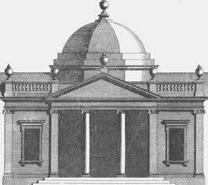 Delineation - Pavillion at Stow by School of Padua
