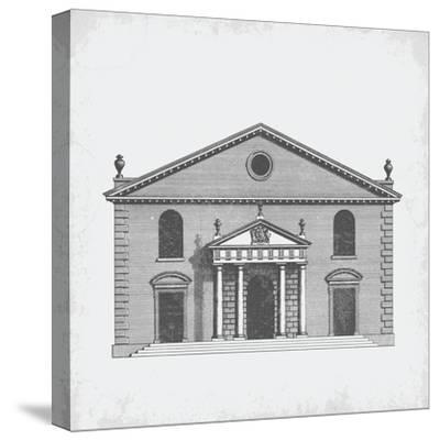 Delineation - West Front, Marybone Chapel