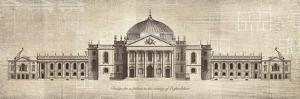 Design for a Palace in the County of Oxfordshire by School of Padua